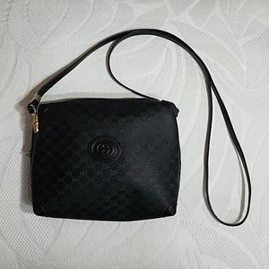 Vintage Gucci Cross Body Bag